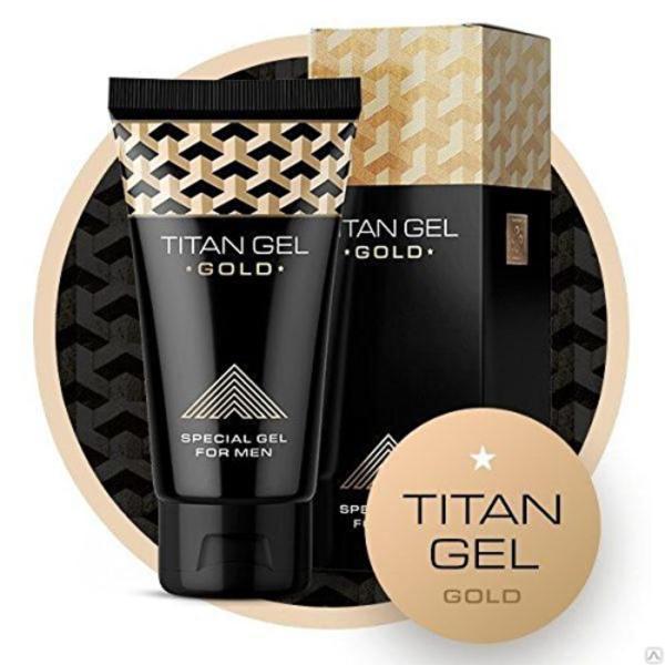 Titan Gel Hỗ Trợ Tăng Kích Thước