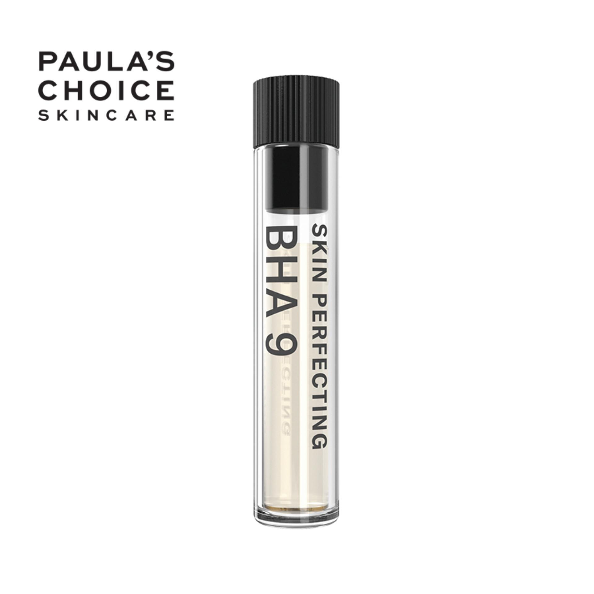 Tinh chất giảm mụn cao cấp 9% BHA Paulas Choice Resist BHA 9 Trial cao cấp