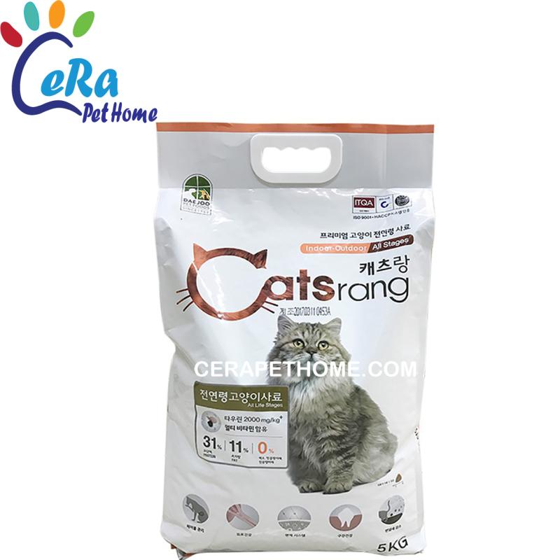 Thức Ăn CatsRang Cho Mèo Lớn - 3 Kg