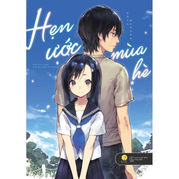 Sách - Hẹn Ước Mùa Hè - Goya Manaka (Light Novel)