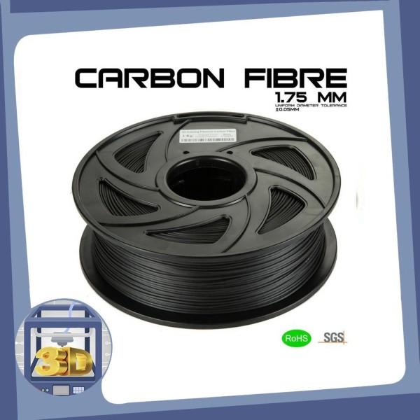 Bảng giá Cuộn nhựa in 3D sợi cacbon CF - PLA 1.75mm - Cacbon Fiber 1kg Phong Vũ
