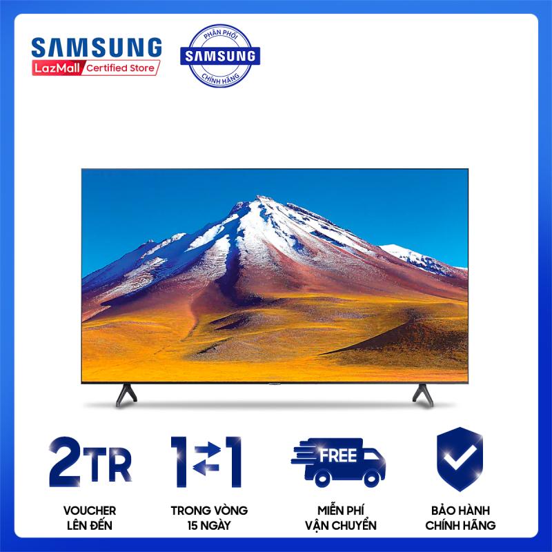 Smart Tivi Samsung Crystal UHD 4K 55inch UA55TU6900KXXV[Hàng chính hãng, Miễn phí vận chuyển] chính hãng