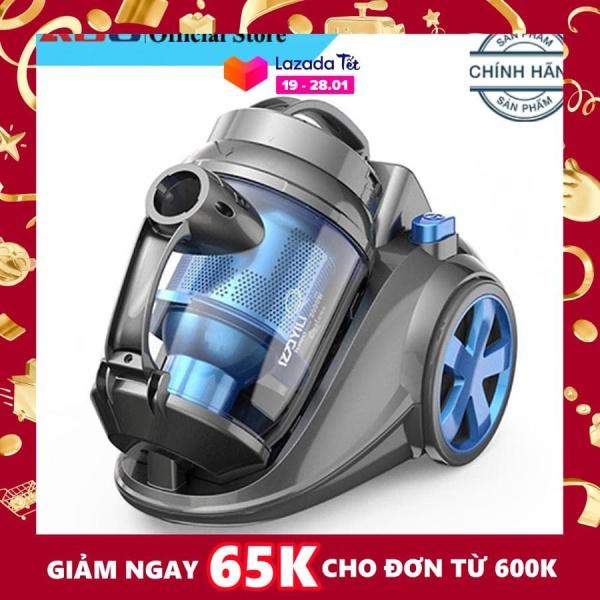 Máy Hút Bụi Gia Đình Cầm Tay Mini YILI YLC-6206E, Công Suất 2000W, Dung Tích 2.5 Lít –