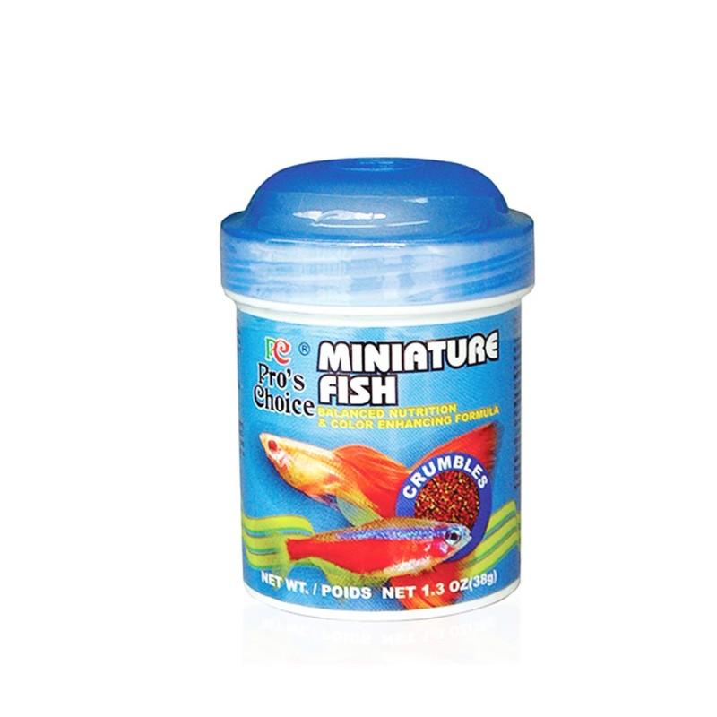 [HCM]Thức ăn cá bảy màu neon các loại cá thủy sinh Miniature Fish