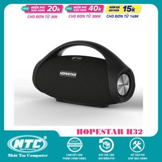 [HCM]Loa bluetooth cao cấp Hopestar H32 công suất 10W pin dùng 4H siêu Bass IPX6 (5 Màu) - Nhất Tín Computer thumbnail