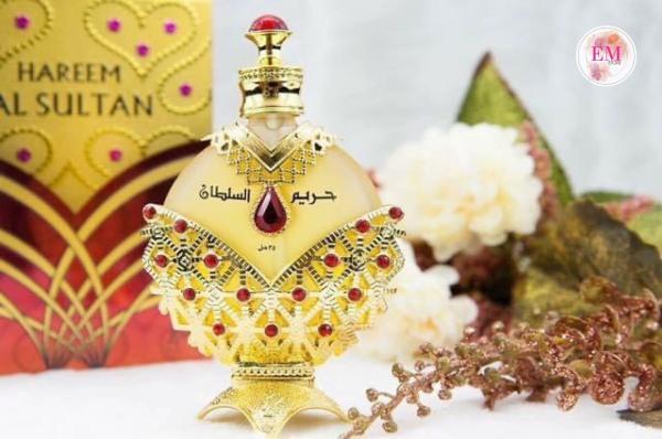 Nước hoa Công chúa vàng Dubai - Hareem al sultan gold (35ml)