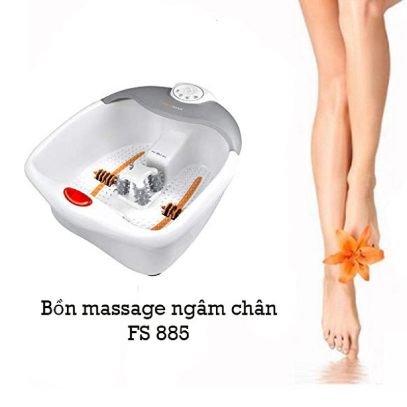 [ Nhập Khẩu ĐỨC ] Bồn Massage Ngâm Chân Medisana FS 885