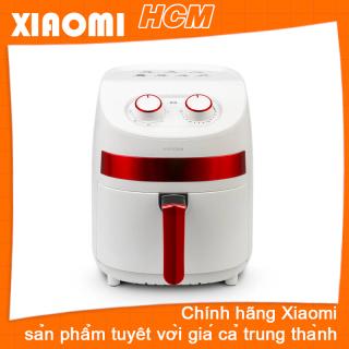 Xiaomi Nồi Chiên Không Dầu Xiaomi Nathome Jumbo Plus Air Fryer 4L Màu trắng thumbnail