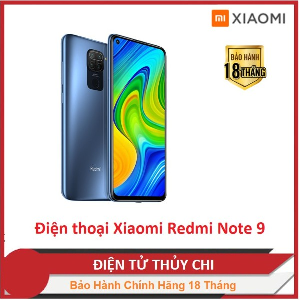 Điện thoại Xiaomi Redmi Note 9 (4Gb/128Gb)