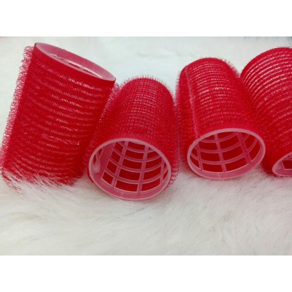 2 Ống cuốn tóc tự bám dính ( 1 cặp ), sản phẩm tốt và đảm bảo chất lượng, cam kết sản phẩm giống như hình ảnh nhập khẩu