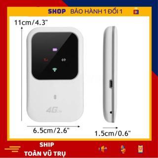 Bộ phát wifi di động bằng sim 3G 4G LTE MF80 Tốc Độ Mạng Phát Ổn Định thumbnail