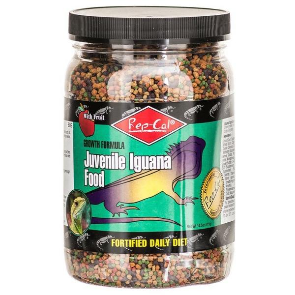 Repcal for Juvenile Iguana – Đồ ăn khô dành cho Rồng Nam Mỹ _ 200 gram_ 1,7 kilogram | Vietpetgardenhcm