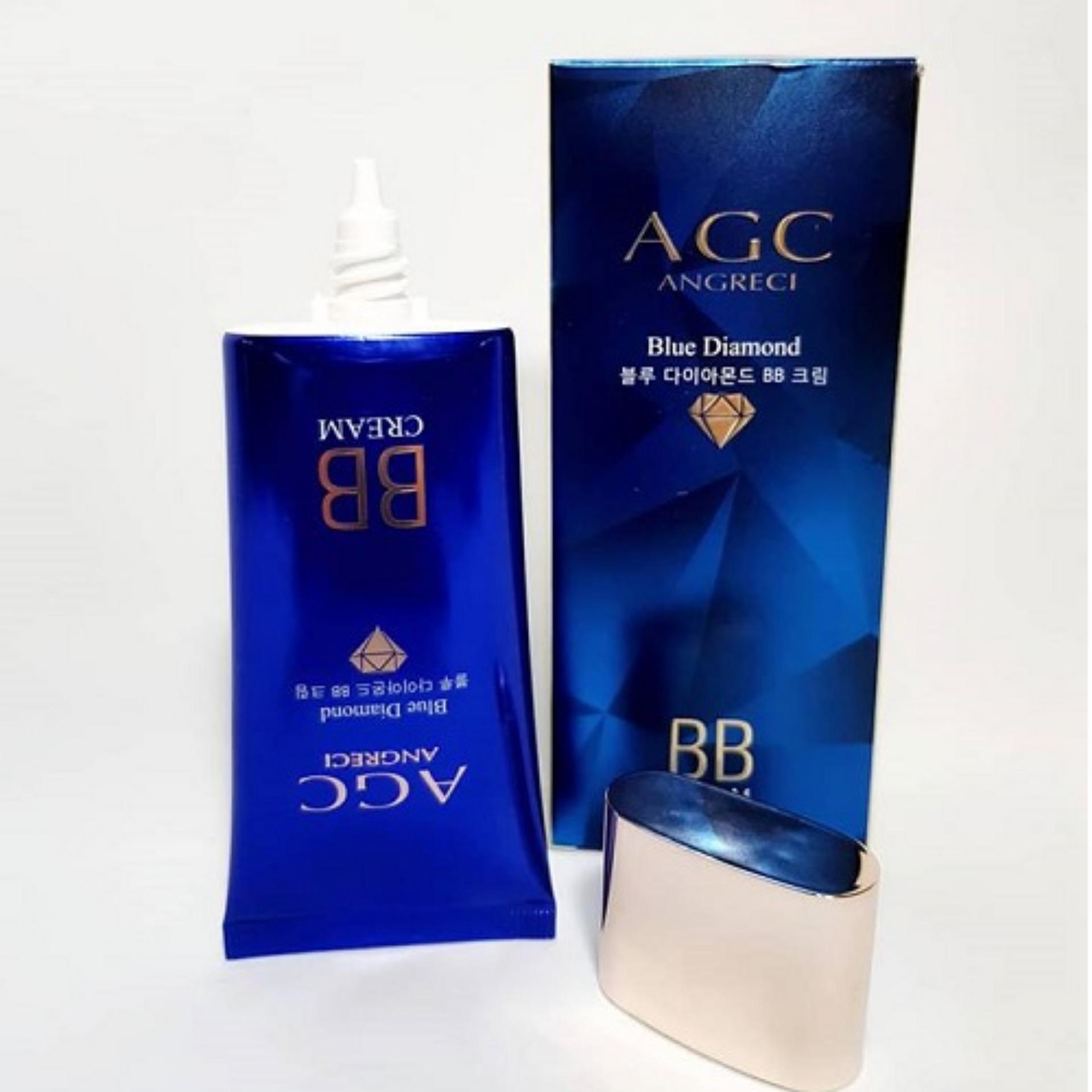 Kem nền AGC Blue Diamond siêu che khuyết điểm Hàn Quốc