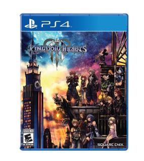 Đĩa game PS4 Kingdom Hearts 3 thumbnail