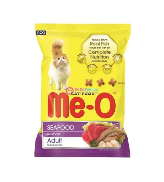 Thức ăn mèo Me-o Adult