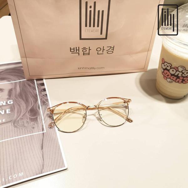 Giá bán [Lấy mã giảm thêm 30%]Gọng Kính Cận Thời Trang NB5004 - Gọng Kính Cận Lily Eyewear