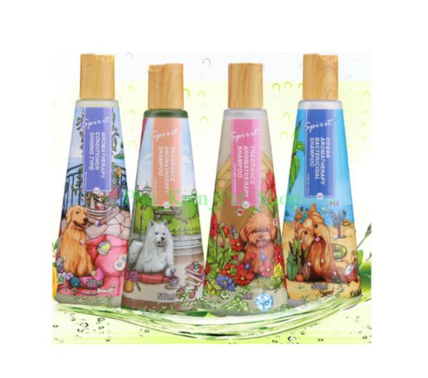 Sữa tắm hương nước hoa Spirit dành cho chó mèo