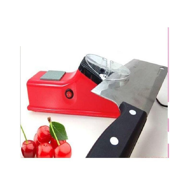 Máy mài dao kéo bằng điện đa năng tự động kèm thêm miếng đá mài thủ công,Dụng cụ mài dao đa năng