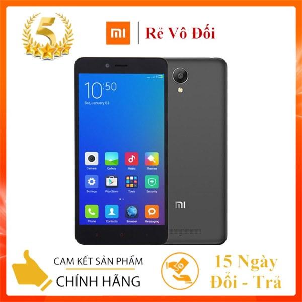 [Rẻ Vô Đối 2020] Điện Thoại Smartphone Xiaomi Redmi Note 2 (2GB/16) Màu Đen - Bảo Hành 1 Đổi 1