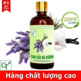 Tinh dầu Oải Hương (Lavender) nguyên chất 100% - Pháp - Xông phòng chăm sóc da, thơm sang trọng thumbnail