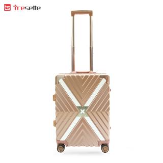 Vali khóa sập Tresette cao cấp nhập khẩu Hàn Quốc TSL 605520PK thumbnail