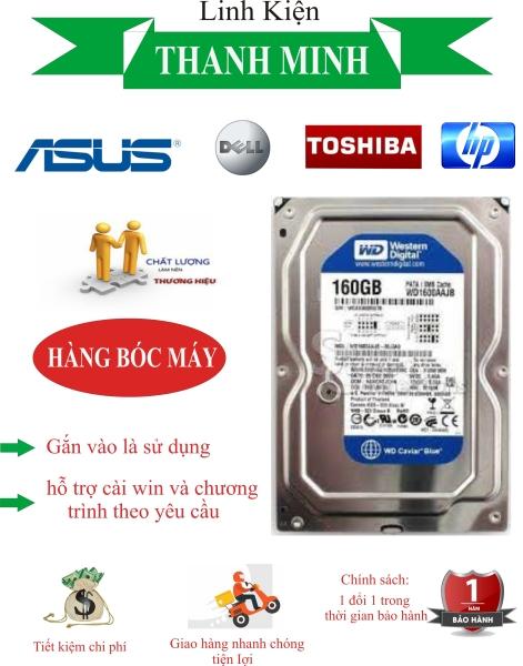 Bảng giá Ổ CỨNG HDD PC MÁY BÀN - BOX DI ĐỘNG 160GB HÀNG THÁO MÁY-BẢO HÀNH 24 THÁNG Phong Vũ