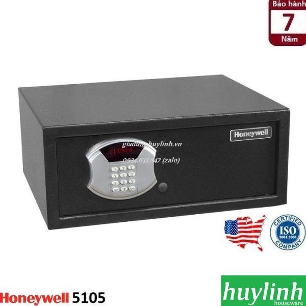 Két sắt điện tử khách sạn Honeywell 5105 - thương hiệu Mỹ