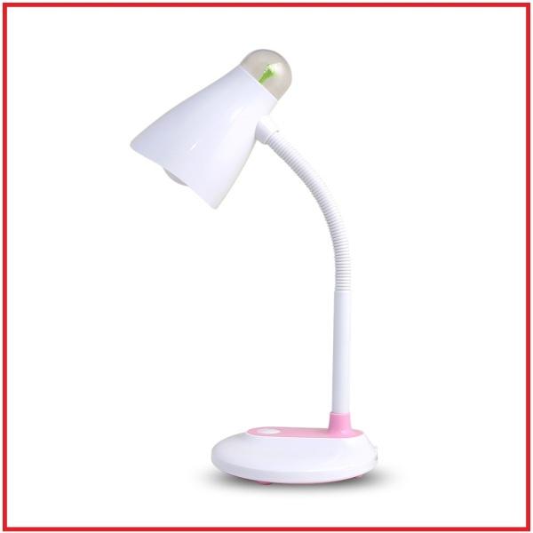 Đèn học chống cận rạng đông  5w thiết kế nhỏ gọn không gây nóng ánh sáng vàng tự nhiên không nhấp nháy chống mỏi mắt nheo mắt lóa mắt tiết kiệm điện độ bền cao bảo hành chính hãng 1 năm ( model RD-RL-32.LED )
