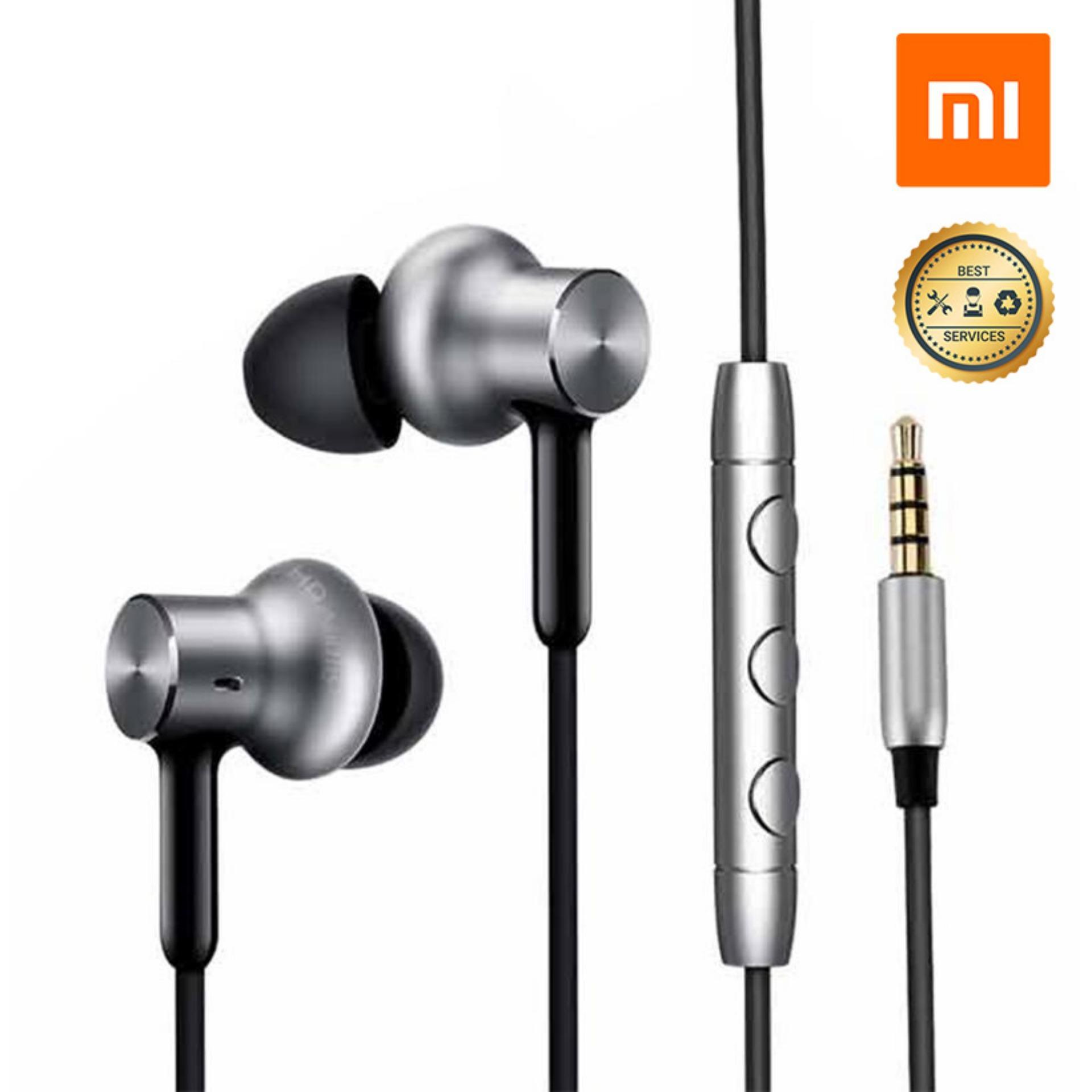 Tai nghe Xiaomi Mi In-Ear Headphones Pro HD (Bạc)