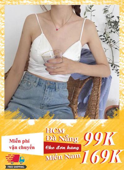 Áo Bra Lụa Sexy - Áo Lót Không Gọng - Tôn Dáng - Phi Bóng Thoáng Mát 8655