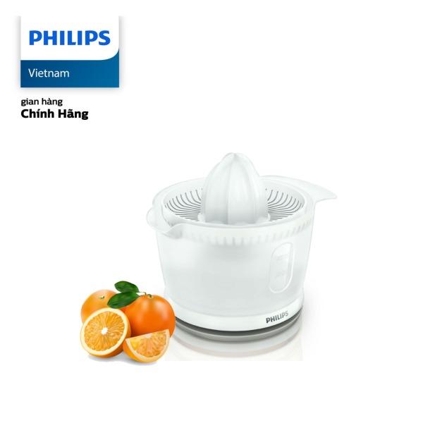 Máy Vắt Cam Philips HR2738 (Trắng) - Hàng phân phối chính hãng