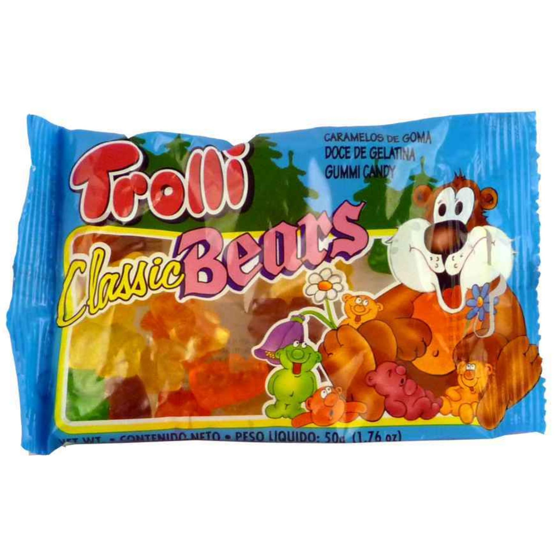 Kẹo dẻo Trolli Classic Bears