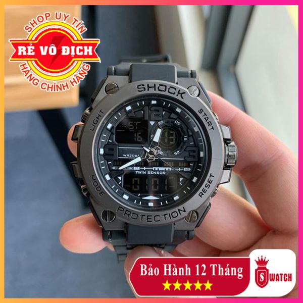 Đồng hồ thể thao G Shock ⚡FreeShip⚡ Chống nước đa năng, Kim điện tử, Đồng hồ thể thao G Shock 8600 ⚡ Bảo hành 12 tháng bán chạy