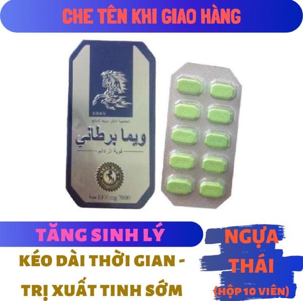 Viên thảo dược NT tăng cường sinh lý nam, hàng NK Thái Lan nhập khẩu