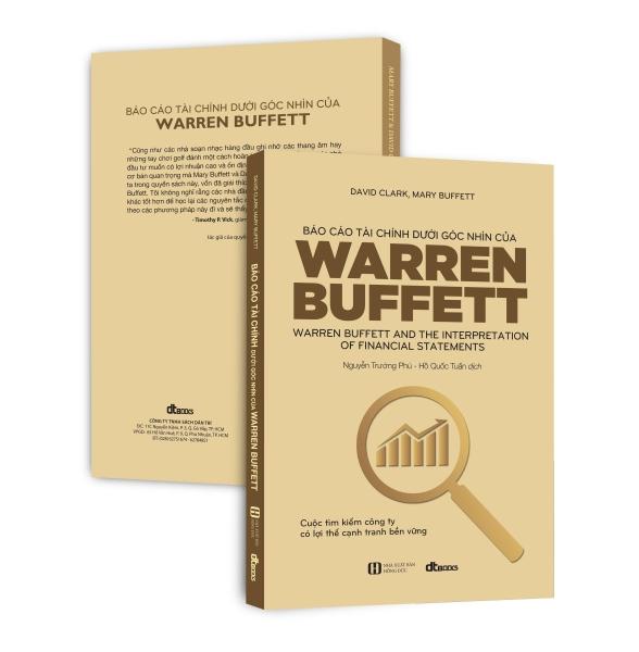 Fahasa - Báo Cáo Tài Chính Dưới Góc Nhìn Của Warren Buffett (Tái Bản 2021)