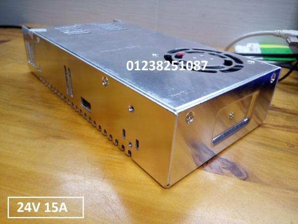 Nguồn tổ ong 24V 15A cho đèn Led quảng cáo