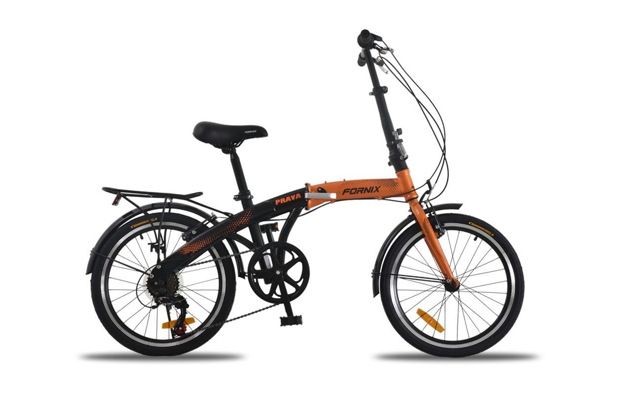 Mua Xe đạp gấp thể thao Prava- vòng bánh 20 inch- Bảo hành 12 tháng
