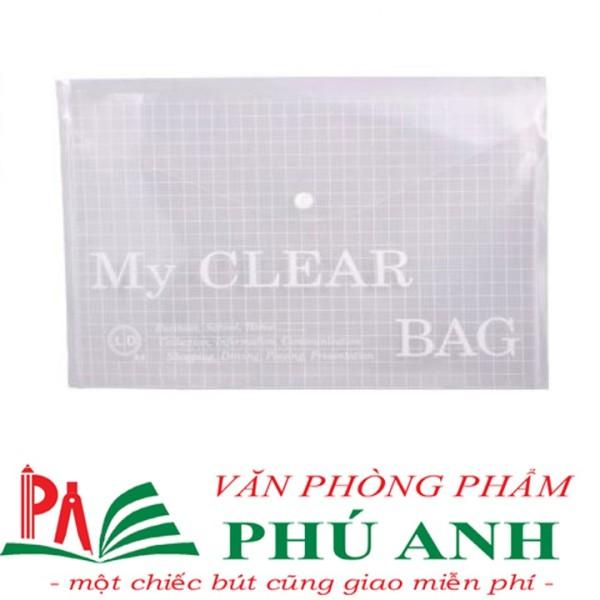 Mua [BÁN CHẠY]Túi Clear bag khổ A