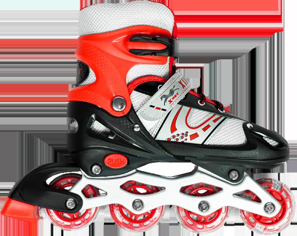 Phân phối [Full phụ kiện bảo hộ] Giày patin trẻ em BEAR cute 3 màu - Giày patin thể thao dành cho bé full phụ kiện