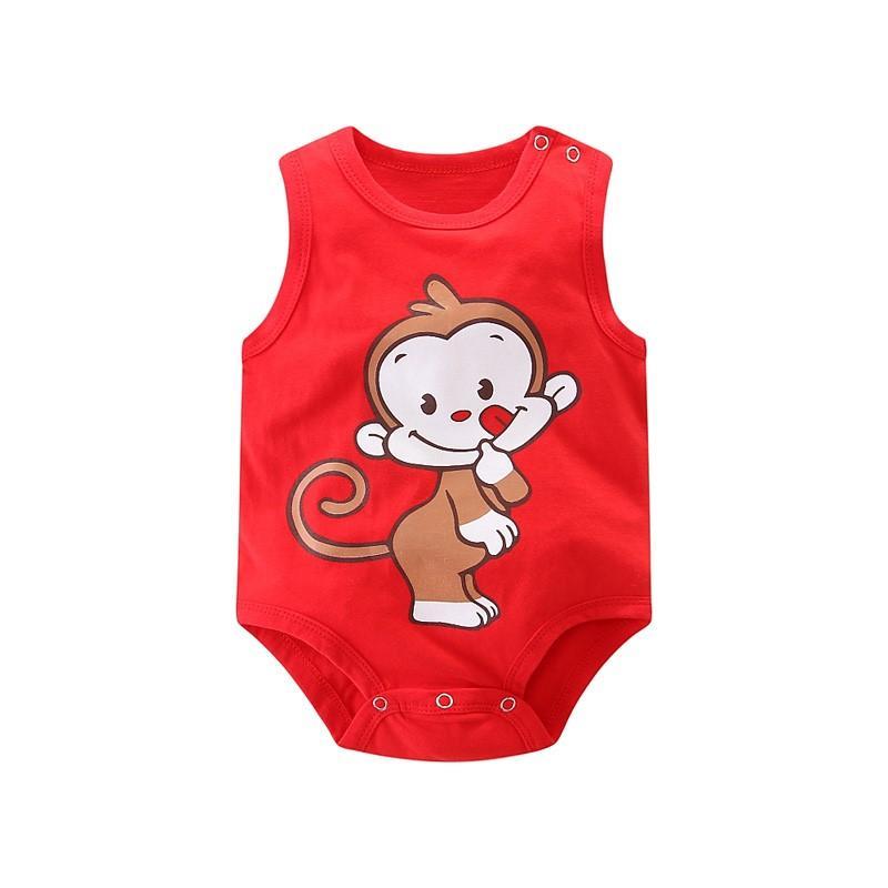 Bodysuit/ Bodychip Cotton Cho Bé (Được Chọn Mẫu) - BK9