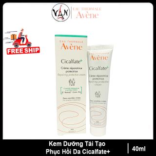 Kem phục hồi da Avene Cicalfate+ repairing protective cream 40ml thumbnail