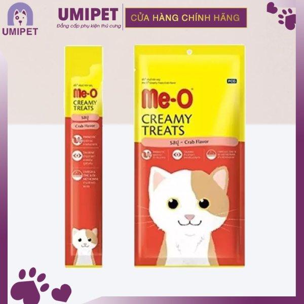 Súp thưởng Pate cho Mèo UMIPET - Bổ sung các dưỡng chất cần thiết với Súp thưởng pate Me-O - 1 tuýp