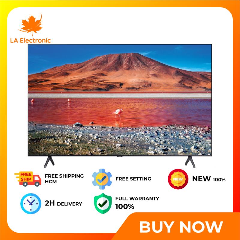 Bảng giá Trả Góp 0% - Smart Tivi 4K Samsung 65 inch UA65TU7000 Crystal UHD - Miễn phí vận chuyển HCM
