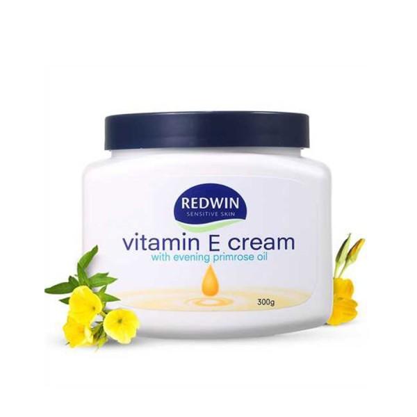 Kem dưỡng da REDWIN Vitamin E Cream 300g Frorence86 Store Dưỡng ẩm Trắng Da toàn thân