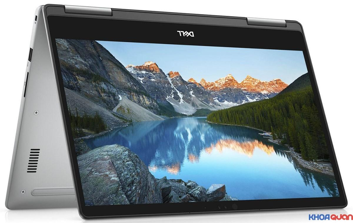 Dell Inspiron 7573 Gray I7 8550U 16GB 512GB 15.6FHD Touch W10