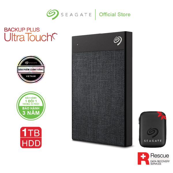 Bảng giá Ổ cứng di động Seagate Backup Plus Ultra Touch 1TB USB-C Phong Vũ