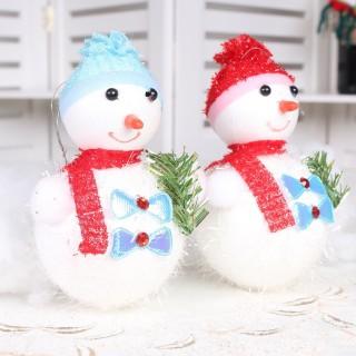 Đồ chơi Người tuyết giáng sinh đáng yêu cho bé (nhiều mẫu) thumbnail