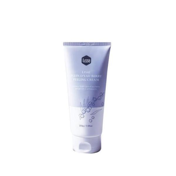 Tẩy Tế Bào Da Chết Lisse Real Hydro Plein Deau Berry Peeling Cream 200g