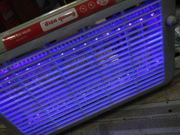 Đèn bắt muỗi điện quang ĐQ EML07L