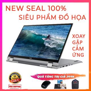 (NEW SEAL 100%) Asus Zenbook Flip 15 Q507IQ, Siêu Phẩm Đồ Họa, Xoay Gập Cảm Ứng, Ryzen R7-4700U, RAM 8G, SSD 256G NVMe, VGA NVIDIA MX350-2G, Màn 15.6 Full HD IPS thumbnail